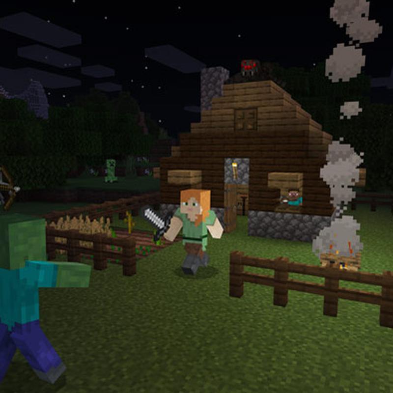 Imagen de Minecraft PC número 2