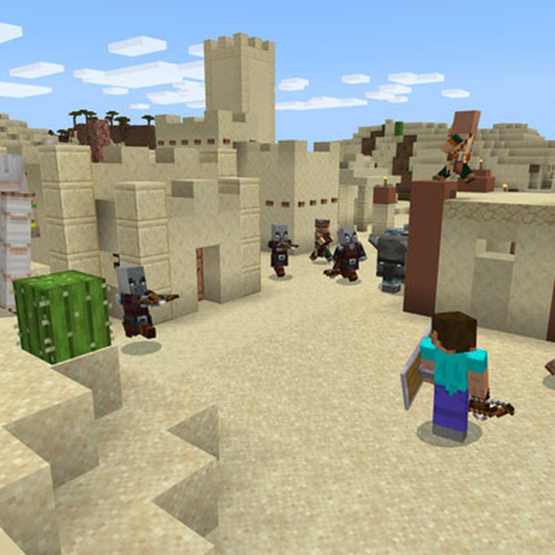 Imagen de Minecraft PC número 3