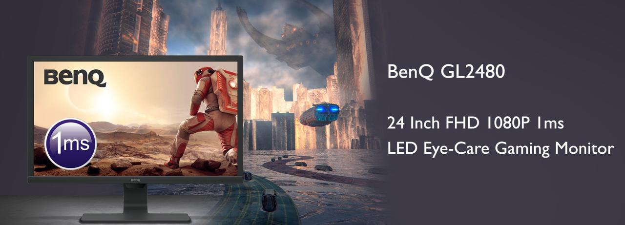 """Presentación sobre Monitor gaming BenQ GL2480 24"""""""