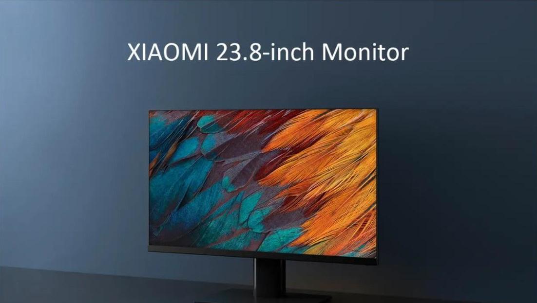 Presentación sobre Monitor Gaming Xiaomi 23.8