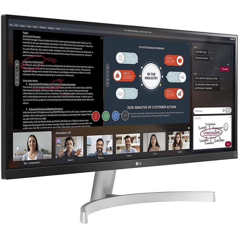 Imagen de Monitor LG 29WN600 número 1