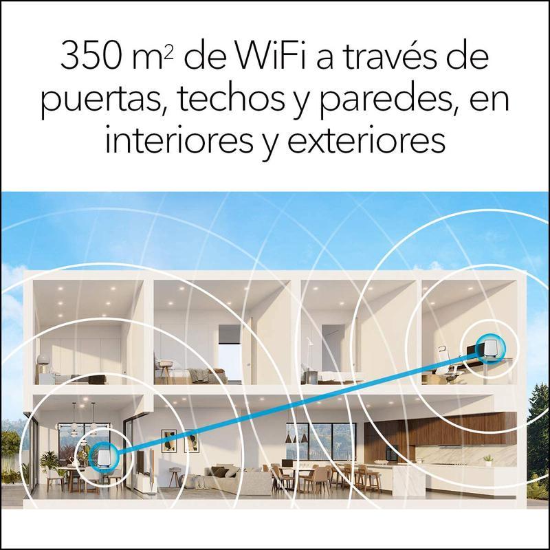 Imagen de Netgear Orbi WiFi 6 RBK852 número 2