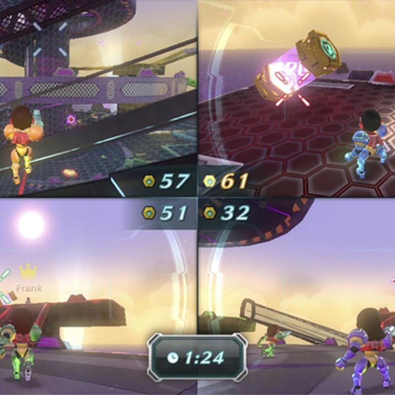 Imagen de Nintendo Land Nintendo Wii U número 2