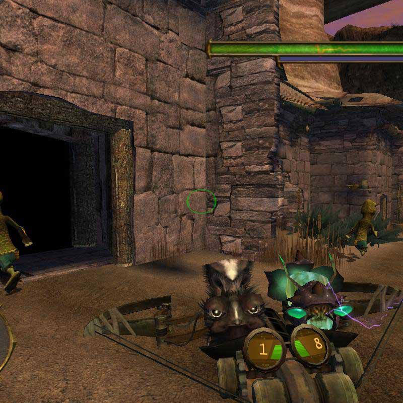 Imagen de Oddworld Stranger's Wrath Nintendo Switch número 2