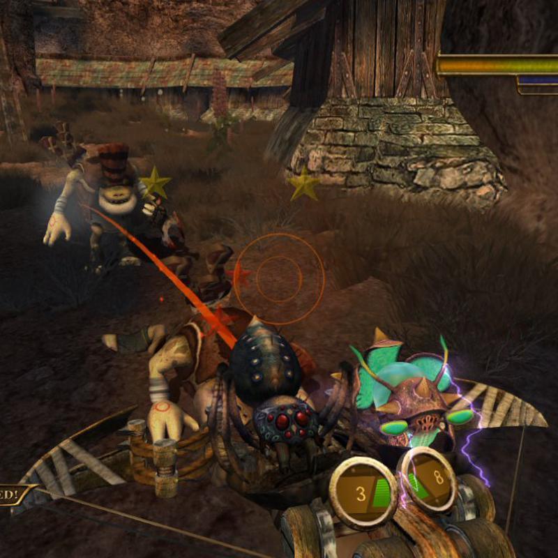 Imagen de Oddworld Stranger's Wrath Nintendo Switch número 3