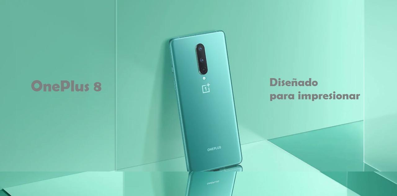 Presentación sobre OnePlus 8 5G