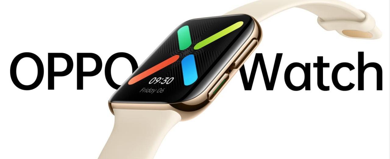 Presentación sobre Oppo Watch