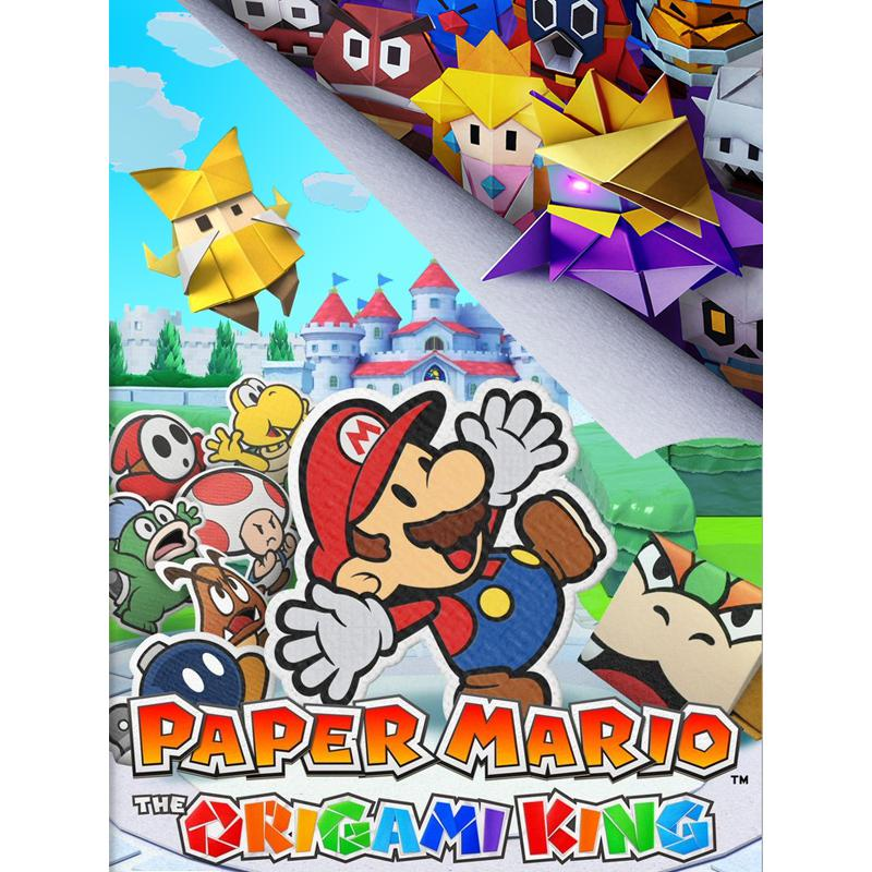 Dónde comprar Paper Mario The Origami King Nintendo Switch