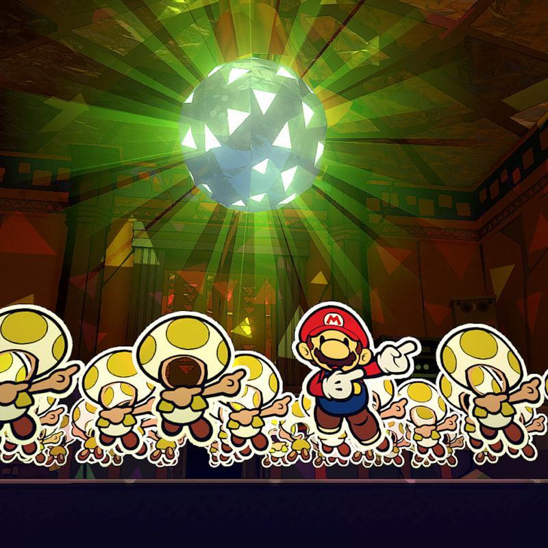 Imagen de Paper Mario The Origami King Nintendo Switch número 1