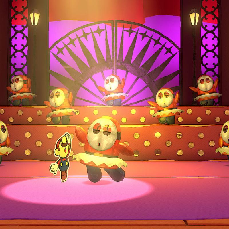 Imagen de Paper Mario The Origami King Nintendo Switch número 2