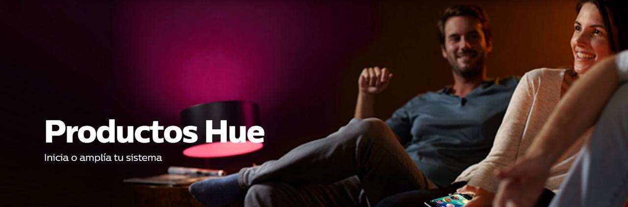 Presentación sobre Philips Hue Lightstrip Tira Inteligente LED