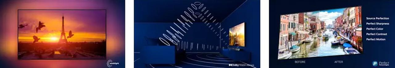 Presentación sobre Philips PUS7855