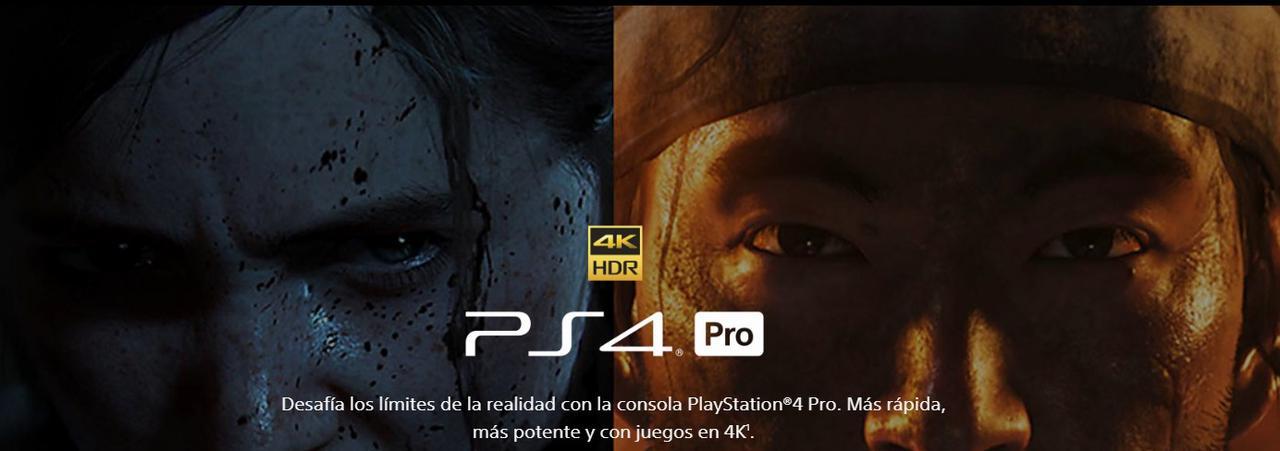 Presentación sobre PlayStation 4 Pro