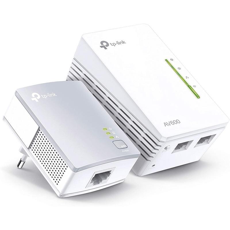 Dónde comprar PLC WiFi TP-Link TL-WPA4220 KIT