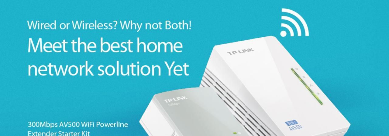 Presentación sobre PLC WiFi TP-Link TL-WPA4220 KIT