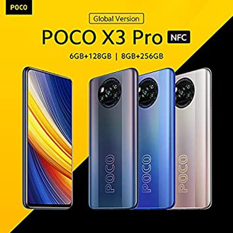 Imagen de Poco X3 Pro número 1