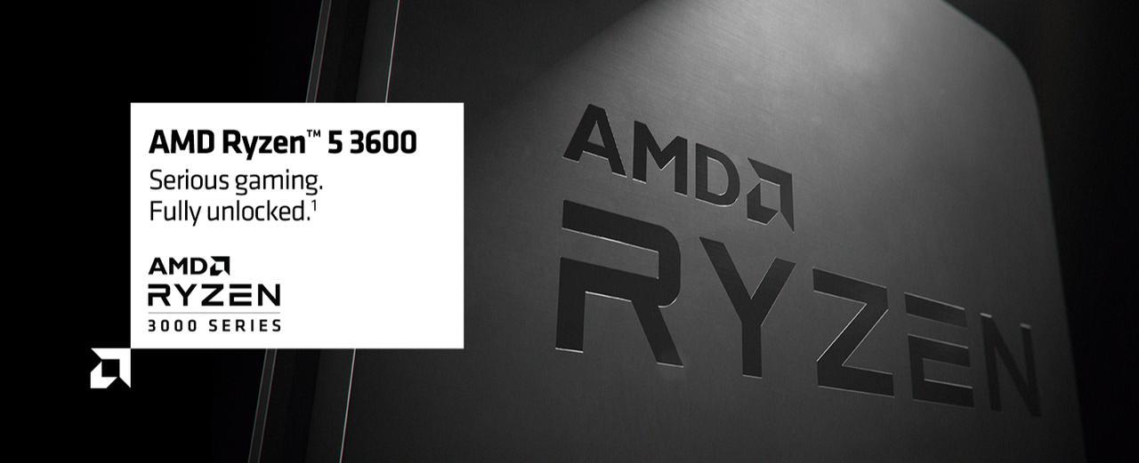 Presentación sobre Procesador Ryzen 5 3600
