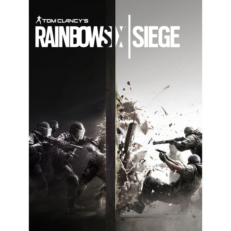 Dónde comprar Rainbow Six Siege PC