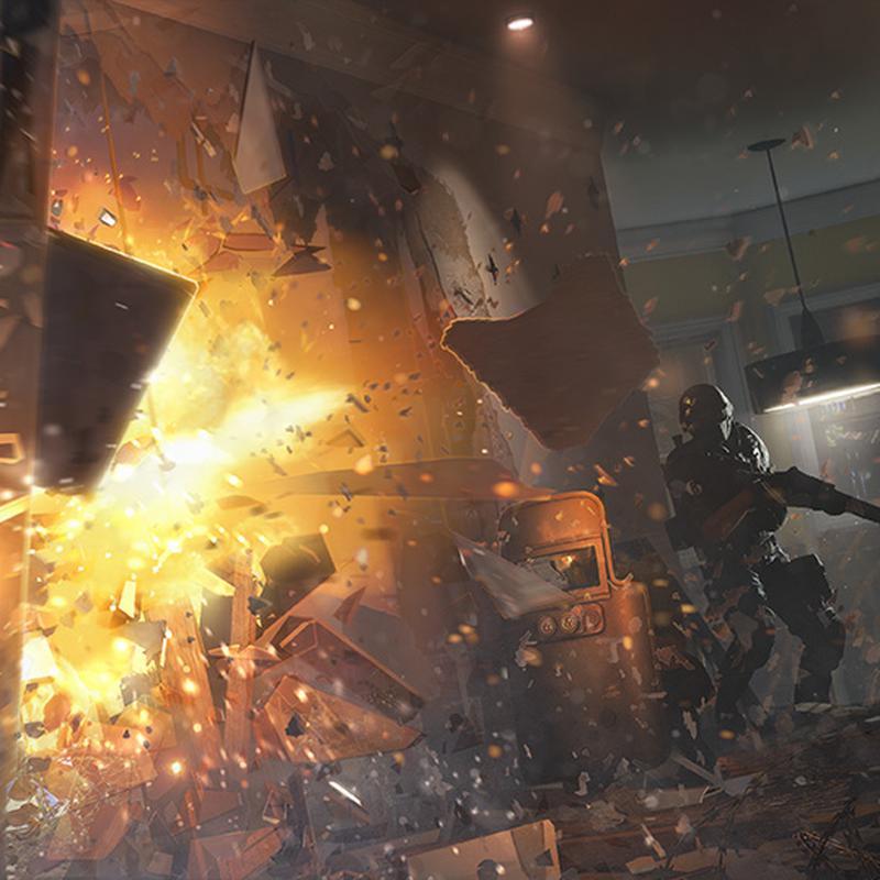 Imagen de Rainbow Six Siege PS4 número 2
