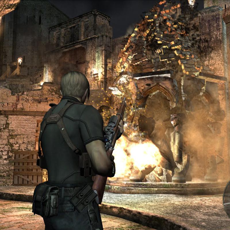 Imagen de Resident Evil 4 PS4 número 3
