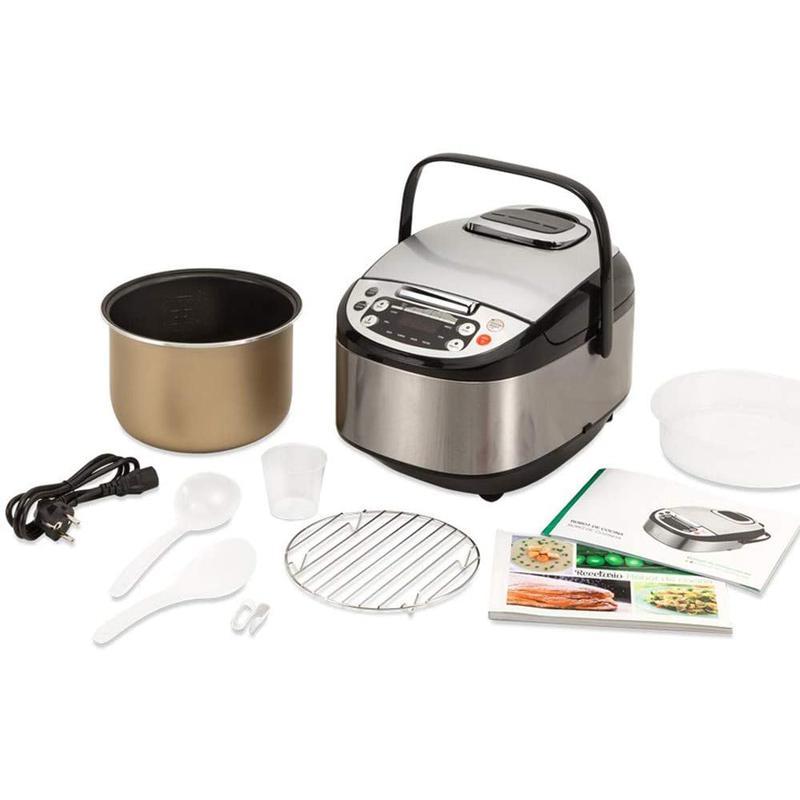 Imagen de Robot de Cocina Multifunción con Voz Novogar número 2