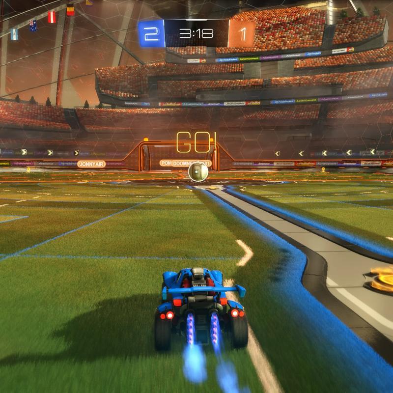 Imagen de Rocket League Xbox One número 2