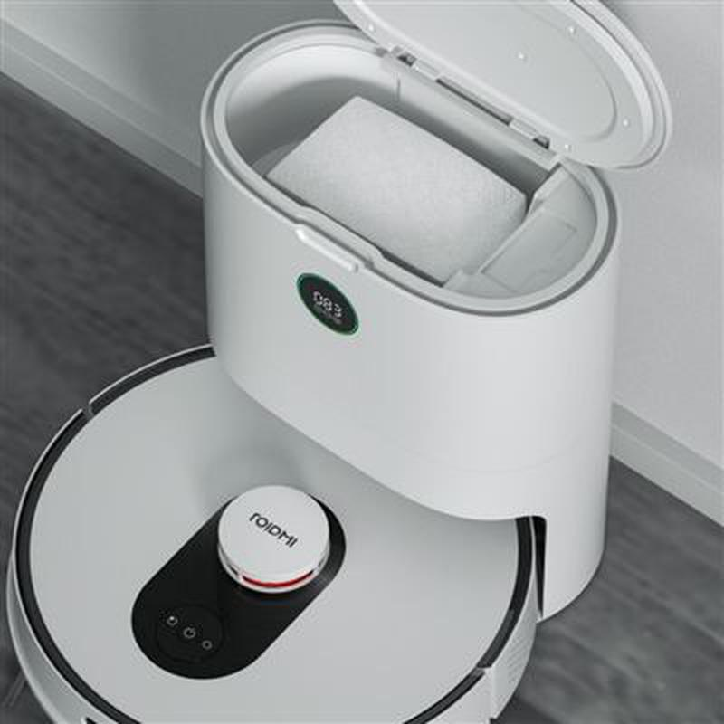 Imagen de ROIDMI Eve Plus Robot Aspirador número 1
