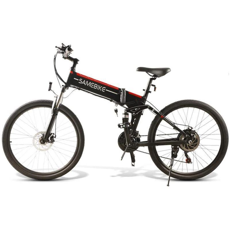Dónde comprar Samebike LO26 Ciclomotor Plegable Inteligente E-bike