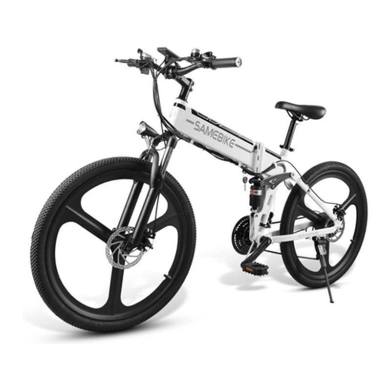 Imagen de Samebike LO26 Ciclomotor Plegable Inteligente E-bike número 2