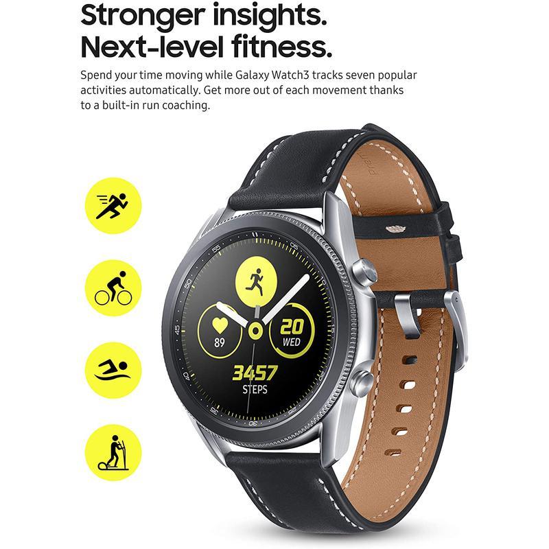 Imagen de Samsung Galaxy Watch 3 número 1