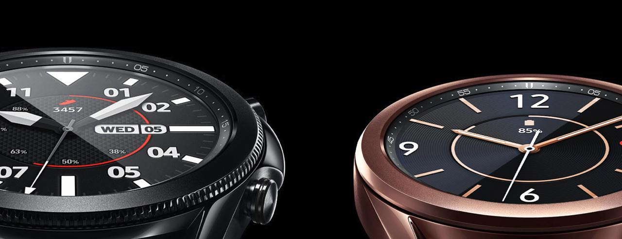 Presentación sobre Samsung Galaxy Watch 3