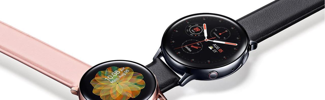 Presentación sobre Samsung Galaxy Watch Active 2