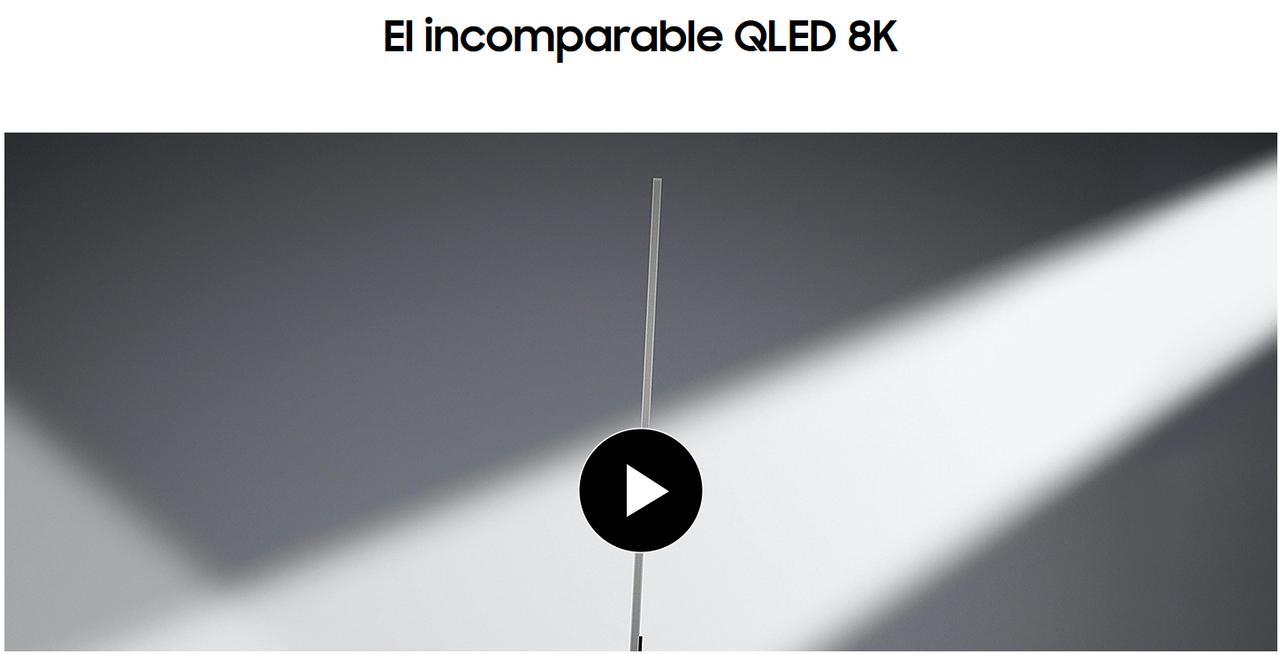 Presentación sobre Samsung Q950T