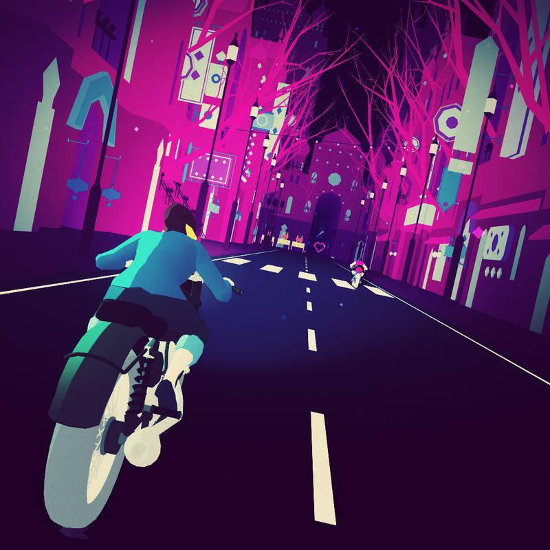 Imagen de Sayonara Wild Hearts PS4 número 1