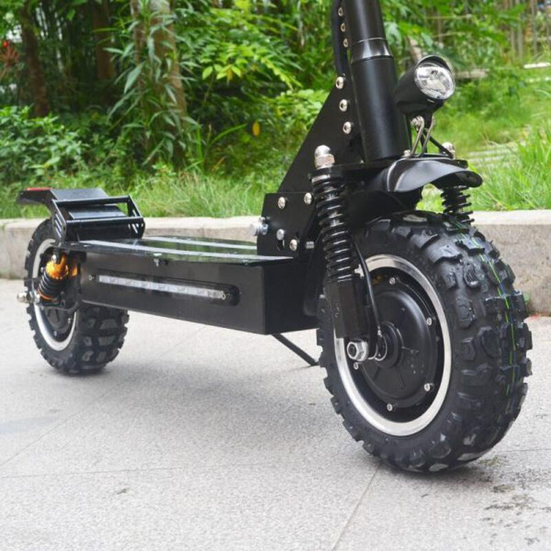 Imagen de Scooter Eléctrico FLJ T112 número 2