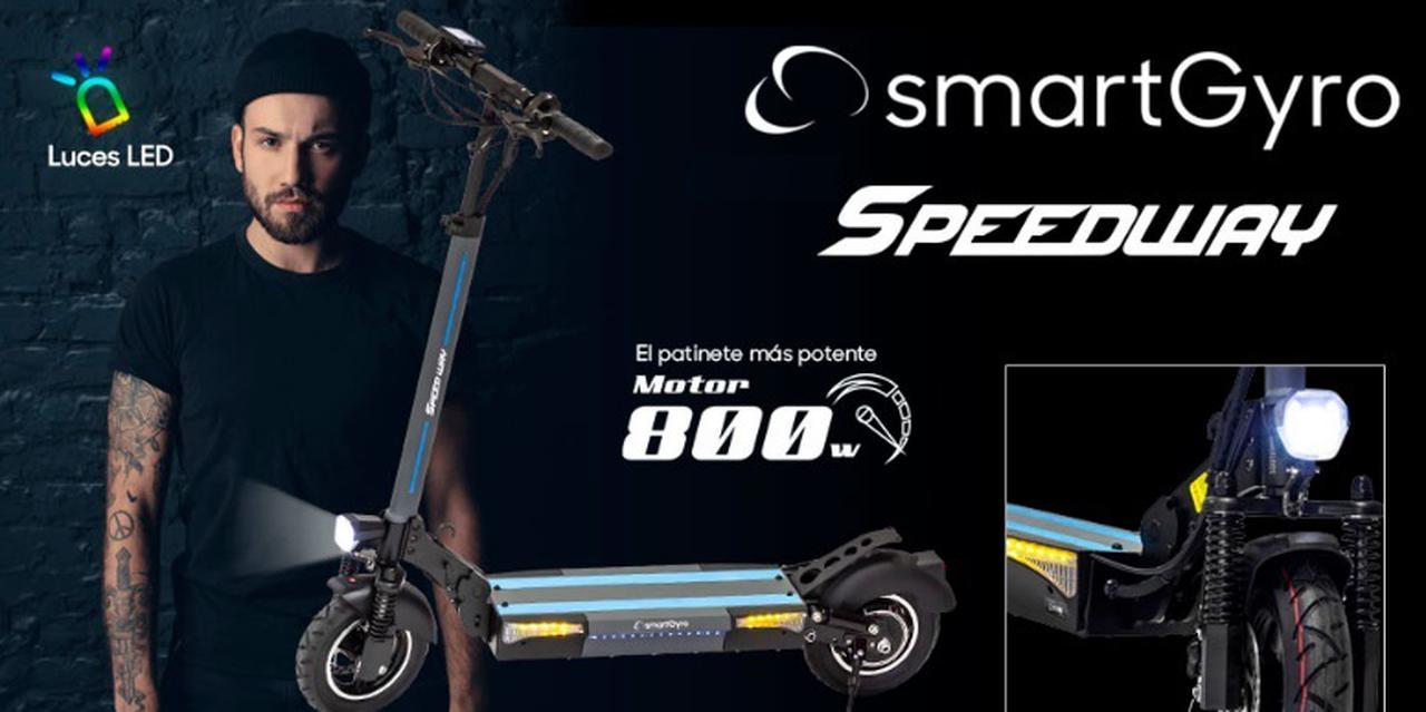 Presentación sobre SmartGyro Xtreme SpeedWay V2.0 800W