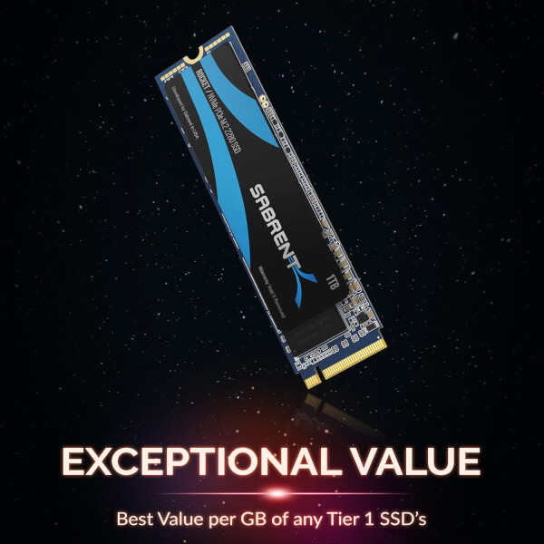 Imagen de Sabrent Rocket PCIe NVMe número 2