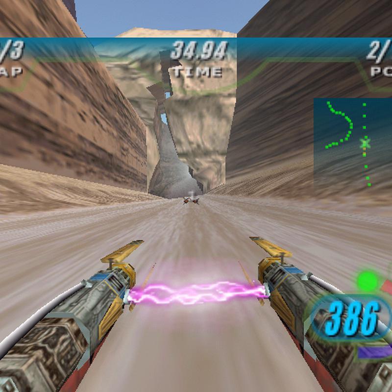 Imagen de STAR WARS Episode 1 Racer Nintendo Switch número 1