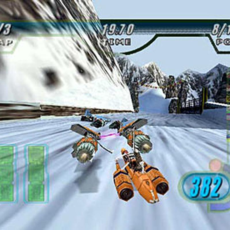 Imagen de STAR WARS Episode 1 Racer Nintendo Switch número 2