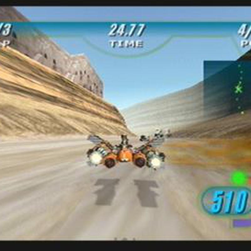 Imagen de STAR WARS Episode 1 Racer Nintendo Switch número 3