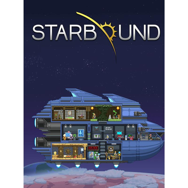 Dónde comprar Starbound PC