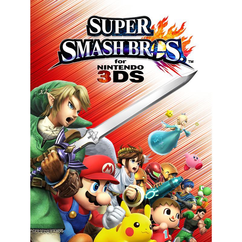 Dónde comprar Super Smash Bros Nintendo 3DS