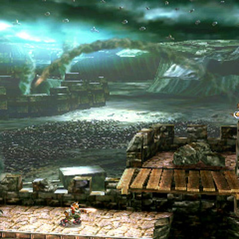 Imagen de Super Smash Bros Nintendo Wii U número 1