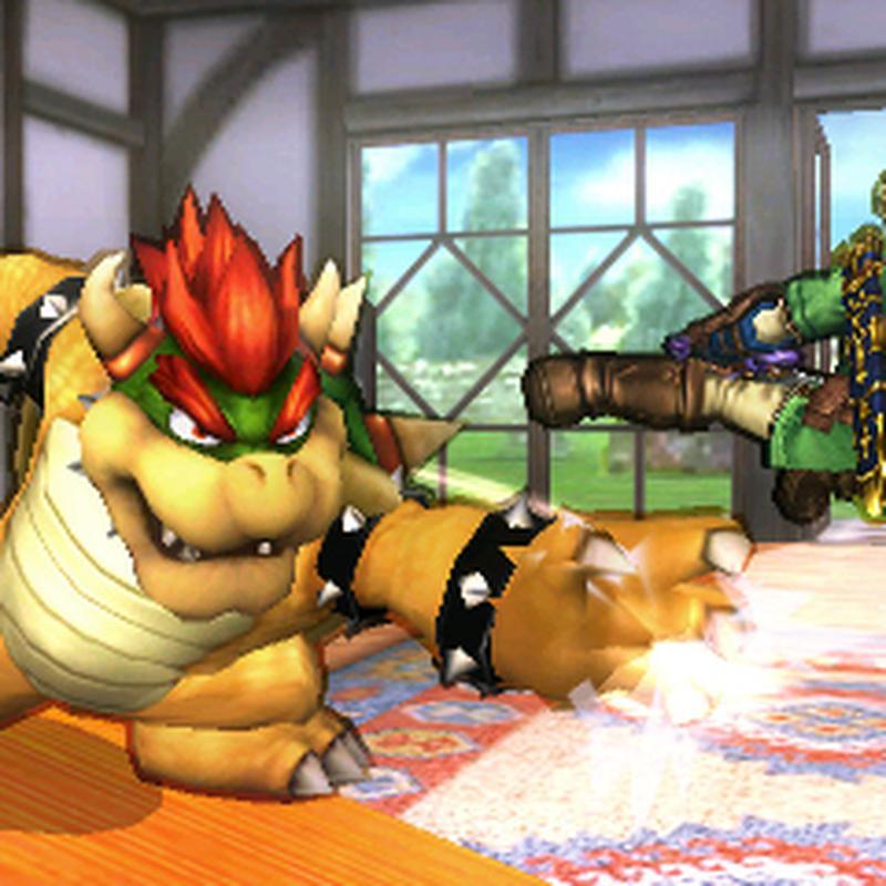 Imagen de Super Smash Bros Nintendo Wii U número 2