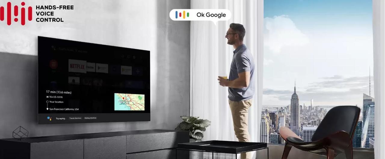 Presentación sobre TCL TV QLED C71