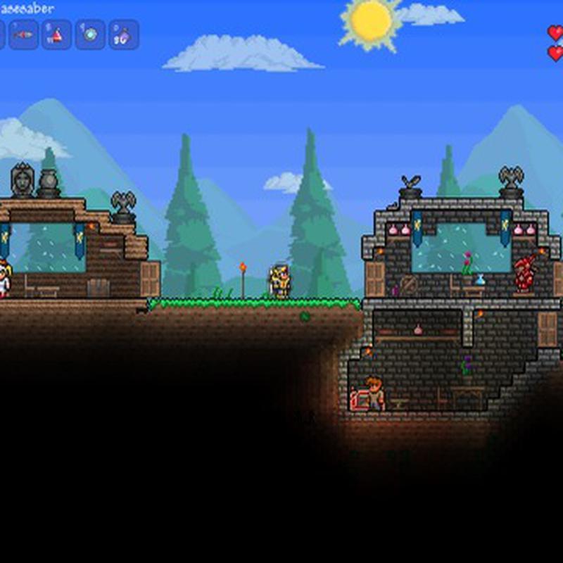 Imagen de Terraria PS4 número 1