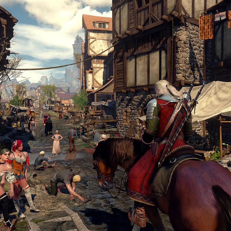 Imagen de The Witcher 3: Wild Hunt PS4 número 1