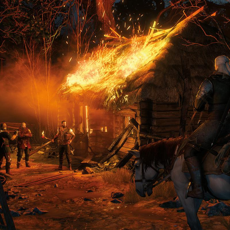 Imagen de The Witcher 3: Wild Hunt PS4 número 2