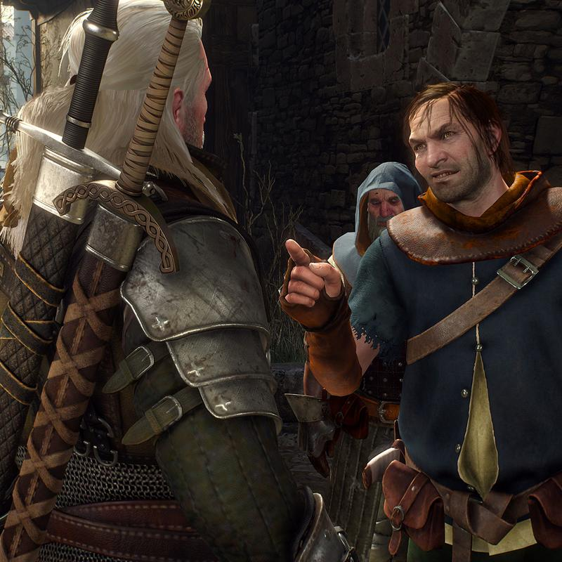 Imagen de The Witcher 3: Wild Hunt PS4 número 3