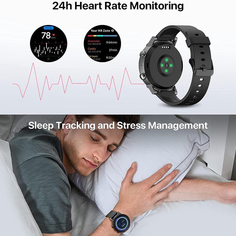 Imagen de TICWATCH E3 Smartwatch número 2